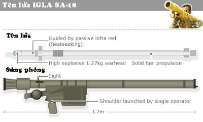 针式便携导弹瞄格总统专机格请外国协助查明