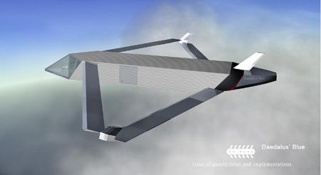 第一届专业组三等奖:多用途小型飞机(组图)