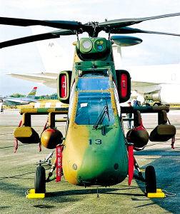 日陆上自卫队将装备200架国产侦察/攻击直升机