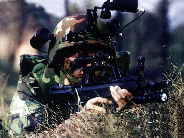 中国蓝军列举红军致命弱点:指挥所防护意识差