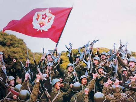 美韩举行大规模军演金正日一周6次视察部队