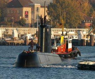 外军观察:南非海军加快潜艇强军步伐(附图)