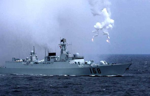 中国海军专家研发成功新一代电子战装备(图)