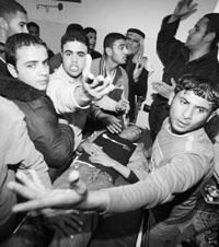 以军24小时内三袭加沙炸死14名巴勒斯坦人