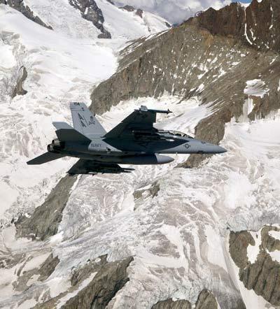 波音公司希望向日本提供F/A-18E/F战机(图)