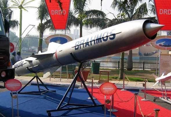 印度年底前将出口布拉莫斯超音速巡航导弹(图)