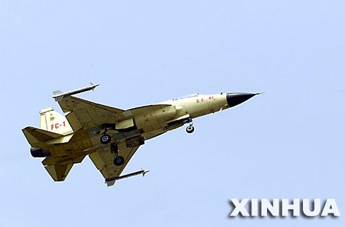 中方有关负责人揭密枭龙战斗机项目研制大事记