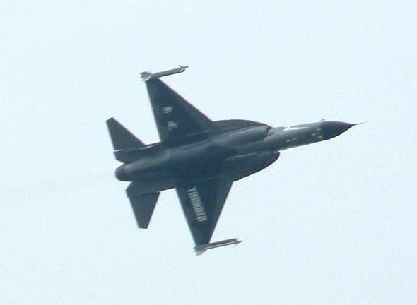 中国枭龙战机任务多重可根据不同需求进行改装