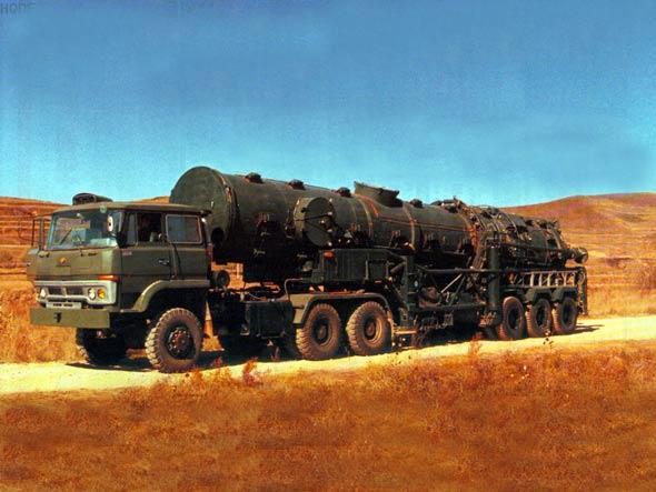 二炮部队组建信息化蓝军使用特殊装备(图)