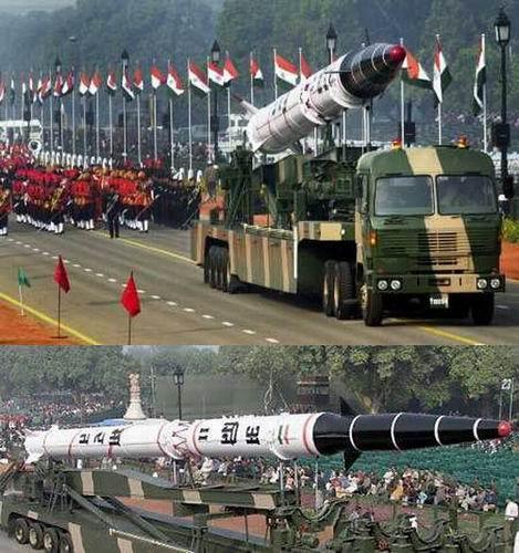 印度新型导弹射程涵盖整个中国最远到莫斯科