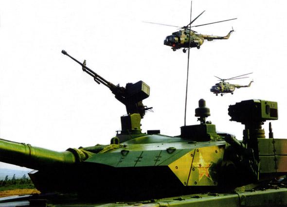 美国称大陆军事现代化超过对付台湾所需(图)