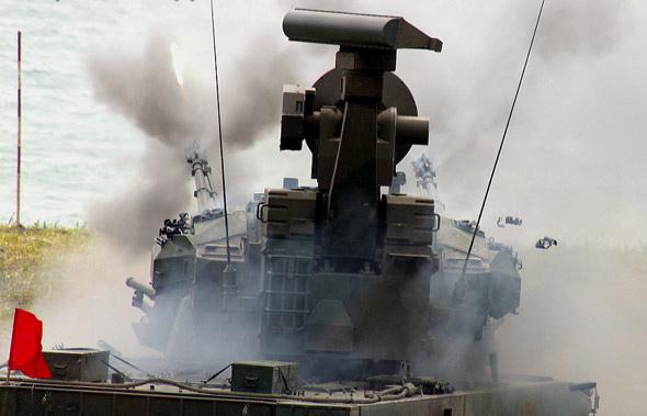 日本陆上自卫队将购109套87式防空高炮(图)
