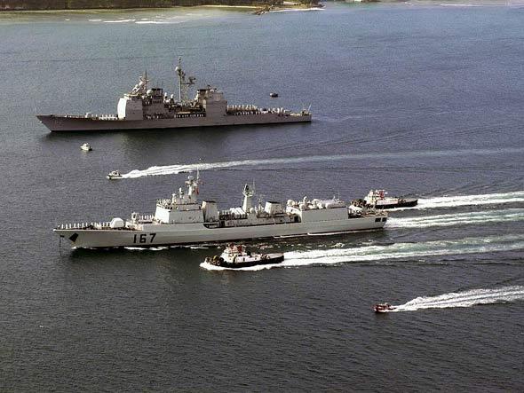 军事专家宋晓军:美国欲借联合军演捆绑中国
