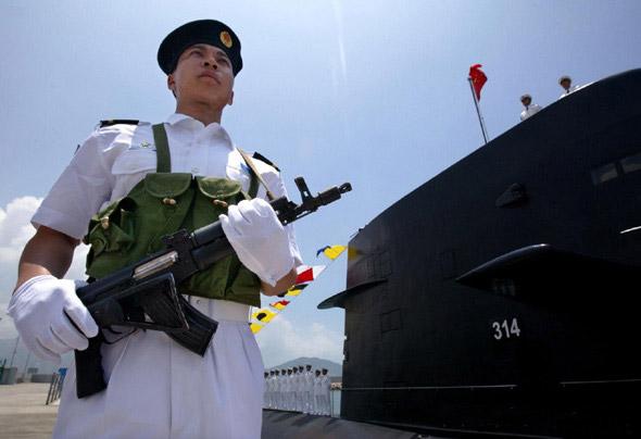 美国防部升级渲染中国军力存在三大动机(图)