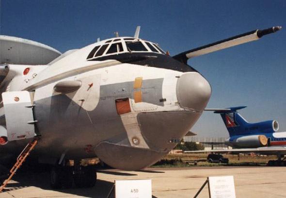 俄改进A-50远程预警机并将向印度提供3架(图)