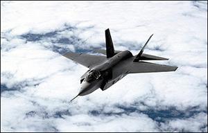 BAE系统公司研制成功F-35战机的电子干扰设备