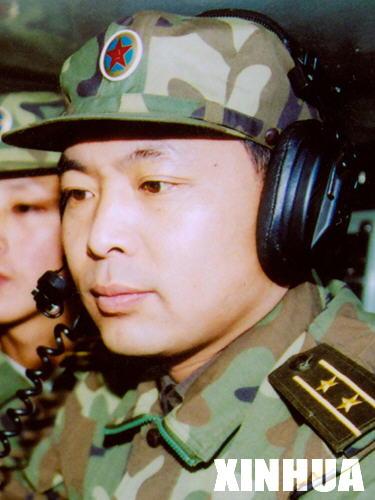 刘鑫既懂技术又懂指挥的参谋长