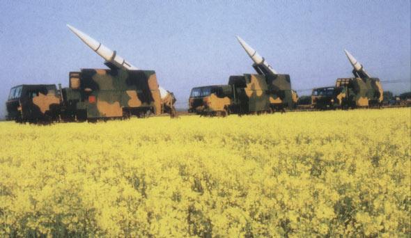 跨区机动训练在中国战略导弹部队全面展开(图)