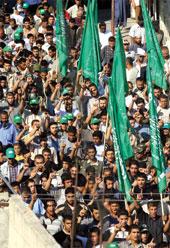 哈马斯同意有条件释放被绑架以色列士兵(图)