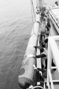 零距离接触中国海军潜艇保障部队(组图)