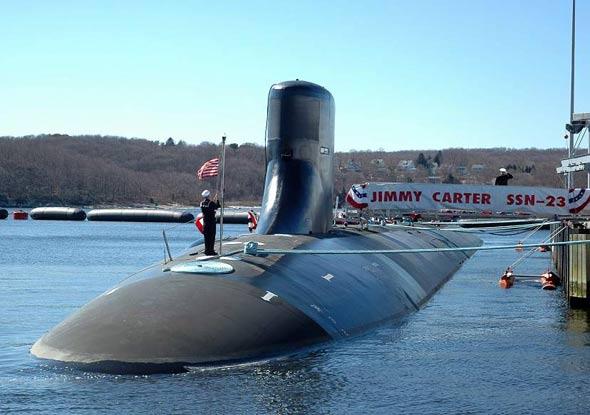 美核潜艇转型着眼侦察需要