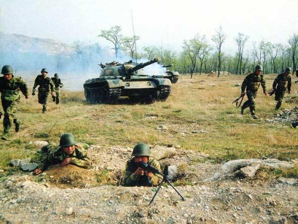 广州战区已初步建成野战军供保障新体系(图)