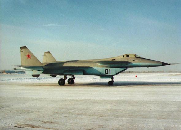 俄罗斯不愿意和印度共享第五代战机技术(图)