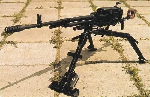 俄陆军即将装备新型科尔德12.7毫米机枪(图)