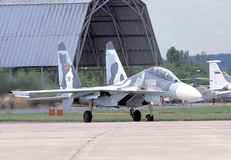 印度加速本土生产苏-30MKI多用途战斗机(图)