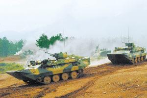 北京军区某装甲团探索信息化条件下基层建设