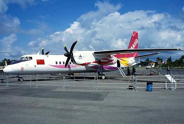 新舟60涡桨支线客机:飞出国门的空中之舟