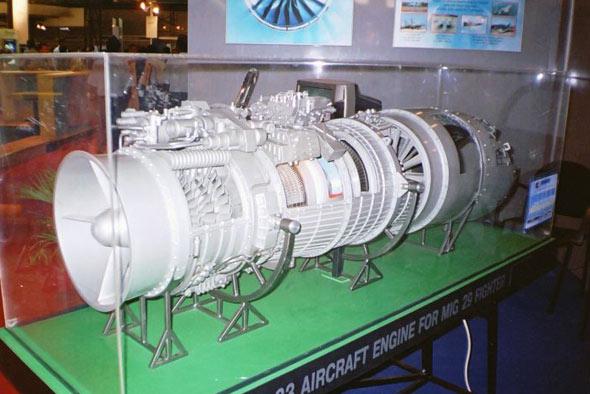 印度将开始自产俄制RD-33喷气式发动机(图)