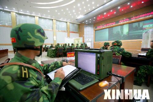 记者全程跟踪中国陆军首次远程机动作战演练