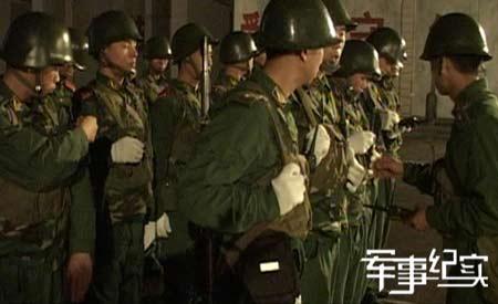"""央视《军事纪实》12日播出""""雨林2号""""在行动"""