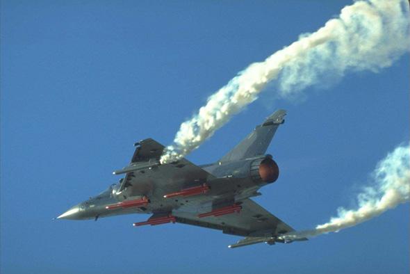 印度再次考虑购买卡塔尔幻影2000战机(图)