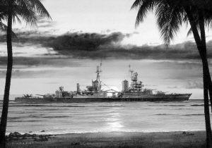 军史纵横:印第安纳波利斯号巡洋舰沉没谁之过