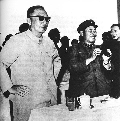 毛泽东的乡里――长征功臣杨得志(图)