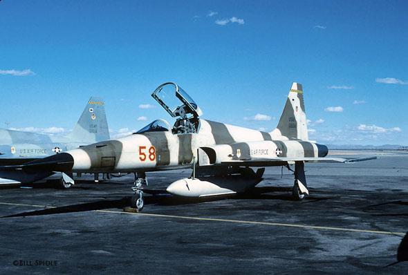 美海军假想敌F-5虎II战机换装新型惯性导航(图)