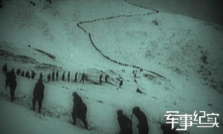 CCTV《军事纪实》16日视频中国工农红军第一播出刑事诉讼图片