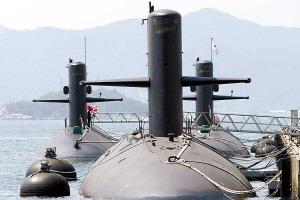日本借口中国潜艇部队威胁造隐身潜艇(图)