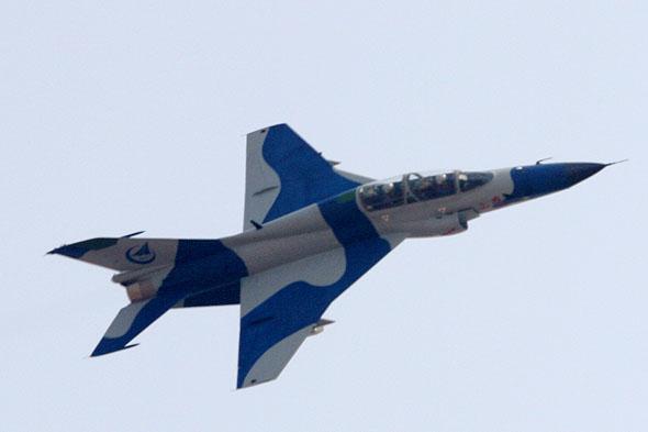 珠海航展国产军民用飞机实体首次亮相(图)