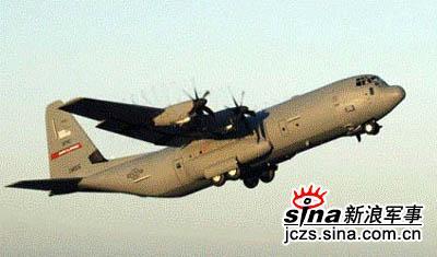 美空军宣布C-130J运输机达到初始作战能力(图)
