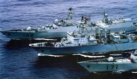 俄专家称中国已经具备独立建造航母能力(组图)