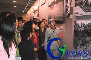 长征巡展在贵州持续升温参观人次达2万5千(图)