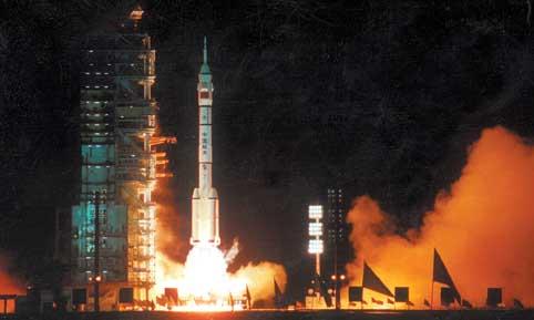 美国邀请中国共同建造月球永久基地(组图)