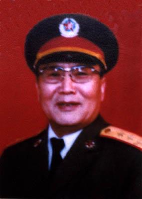 成都军区原副政委王永宁中将在广州逝世(图)