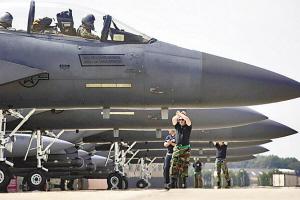 2007美军要忙四件大事三军转型伊拉克成关键