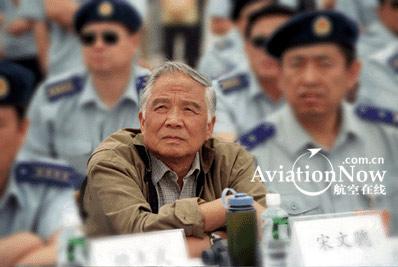歼-10战机总设计师:宋文骢(图)