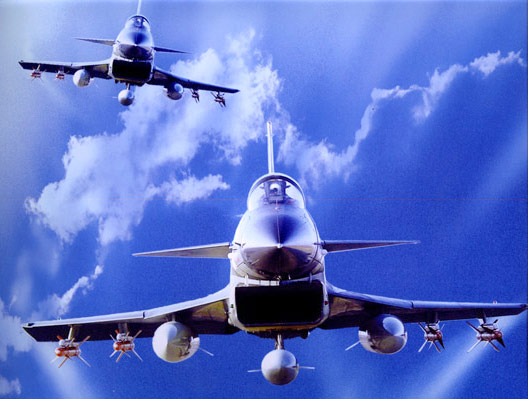 中国歼10综合性能超过F16改型机将研四代机