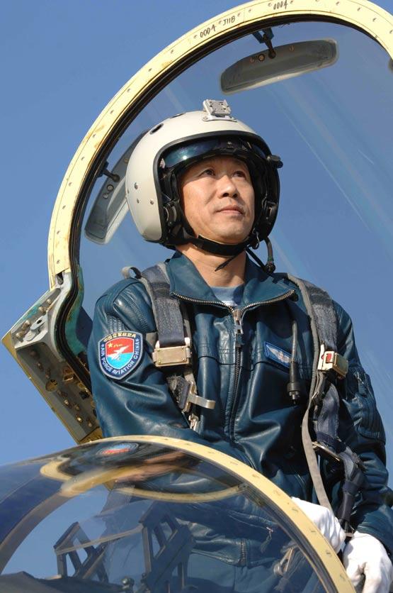试飞员是离死神非常接近的一个职业